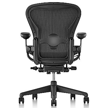 Graphite/Graphite finish with Adjustable Lumbar Support