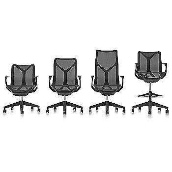 Shown with Cosmo Chair collection