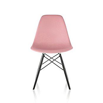 Chair in Blush / Ebony Legs