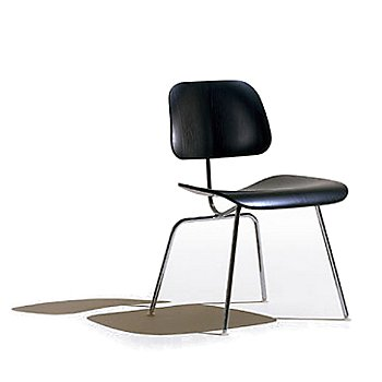 Trivalent Chrome leg finish / Ebony seat finish