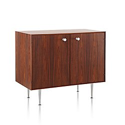 Nelson Thin Edge Cabinet with Doors