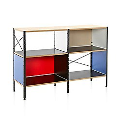 Eames Storage Units, 2-Units High