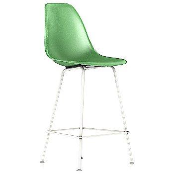 Counter Height size / Cadimum Green / White finish