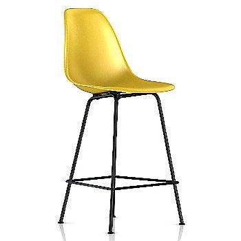 Counter Height size / Lemon Yellow / Black finish