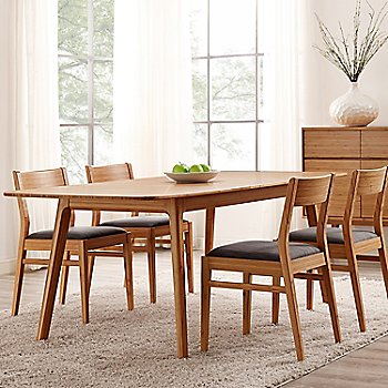 Laurel Extension Dining Table pictured with Laurel Sideboard (sold separately)