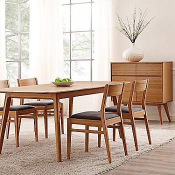 Lifestyle, Laurel Sideboard pictured with Laurel Extension Dining Table