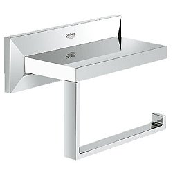 Allure Brilliant Toilet Paper Holder