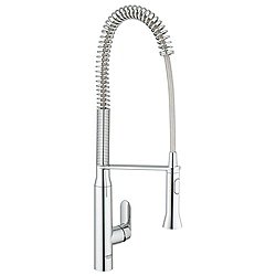 K7 Semi-Pro Dual Spray Kitchen Faucet