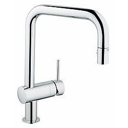 Minta Pull-Down U-Spout Faucet