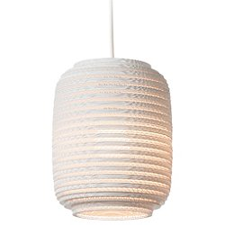 Ausi8 Scraplight White Pendant Light