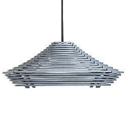 Juno Steplight Pendant (Aluminum) - OPEN BOX RETURN