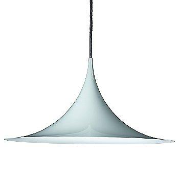 Medium size /Glossy Blue Grey finish