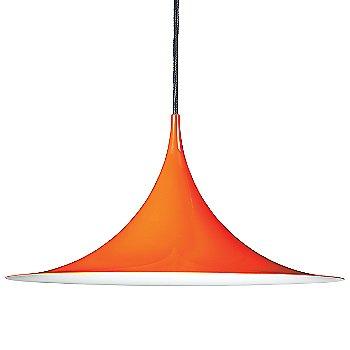 Medium size / Glossy Orange finish
