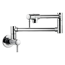 Talis C Wall Mounted Pot Filler