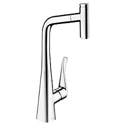 Metris Select Pull Out Prep Kitchen Faucet