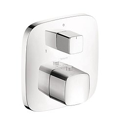 PuraVida Thermostatic Trim with Volume Control & Diverter