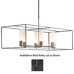 Portico Linear Suspension (Opal/Black/Standard) - OPEN BOX