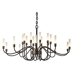 Lisse 20 Light Chandelier