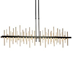 Cityscape Large LED Linear Suspension Light