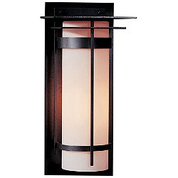 Banded Outdoor Wall Sconce - 305994