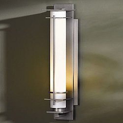 After Hours Small Outdoor Wall Sconce