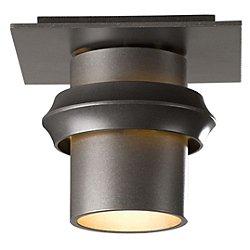 Twilight Outdoor Semi Flush Small Ceiling Light