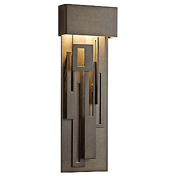 Collage Large LED Outdoor Wall Sconce