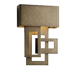 Collage Small LED Outdoor Wall Sconce