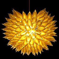 Goldfinger Pendant Light