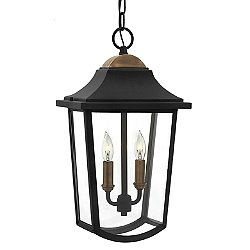 Burton Outdoor Pendant Light