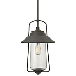 Belden Place Outdoor Pendant Light