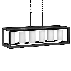 Rhodes Outdoor Linear Suspension Light