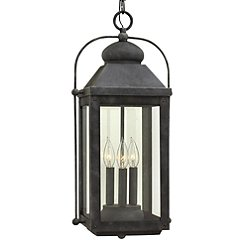 Anchorage Outdoor Pendant Light