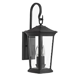 Bromley Outdoor Lantern Wall Light