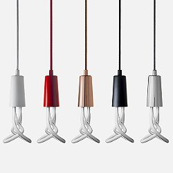 Drop Cap Pendant Light