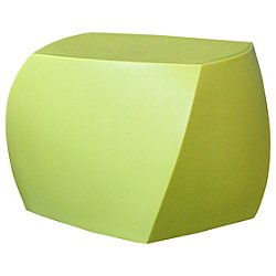 The Frank Gehry Furniture Collection, Left Twist Cube (Green) - OPEN BOX RETURN
