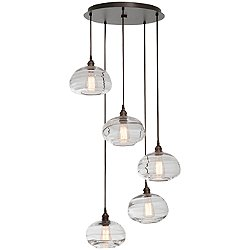 Coppa Multipoint Pendant Light