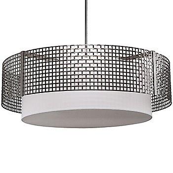 Metallic Beige Silver finish / 48 Inch size