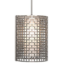 Tweed Oversized Pendant Light