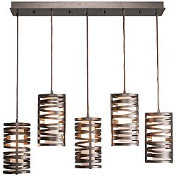 Tempest Waterfall Linear Suspension Light