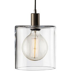 Apothecary 8-Inch Mini Pendant Light