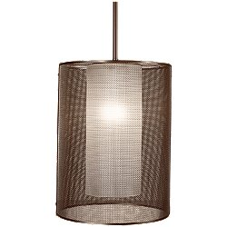 Uptown Mesh Oversized Pendant Light