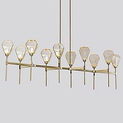 Hedra Belvedere LED Linear Suspension