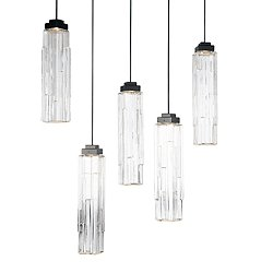 Ledgestone LED Linear Suspension Light