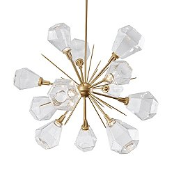 Hedra Starburst LED Chandelier