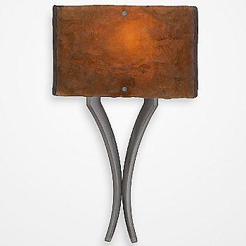 Satin Nickel finish / Bronze Granite / illuminated