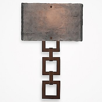 Shown in Oil Rubbed Bronze finish, Smoke Granite