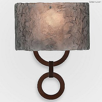 Oil Rubbed Bronze finish / Smoke Granite