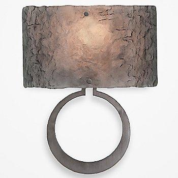 Gunmetal finish / Smoke Granite