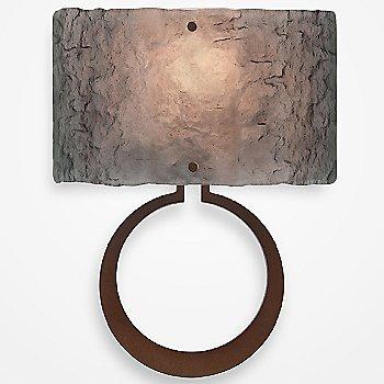 Shown in Oil Rubbed Bronze finish, Smoke Granite